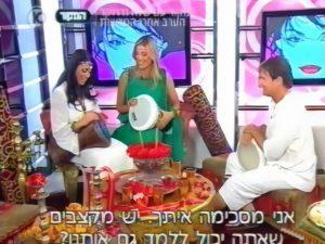 ערן דרבוקה בערוץ 10